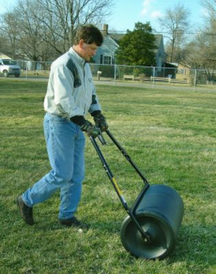 Lawn+Care+Secrets Rolling The Lawn Is A Major Mistake!!