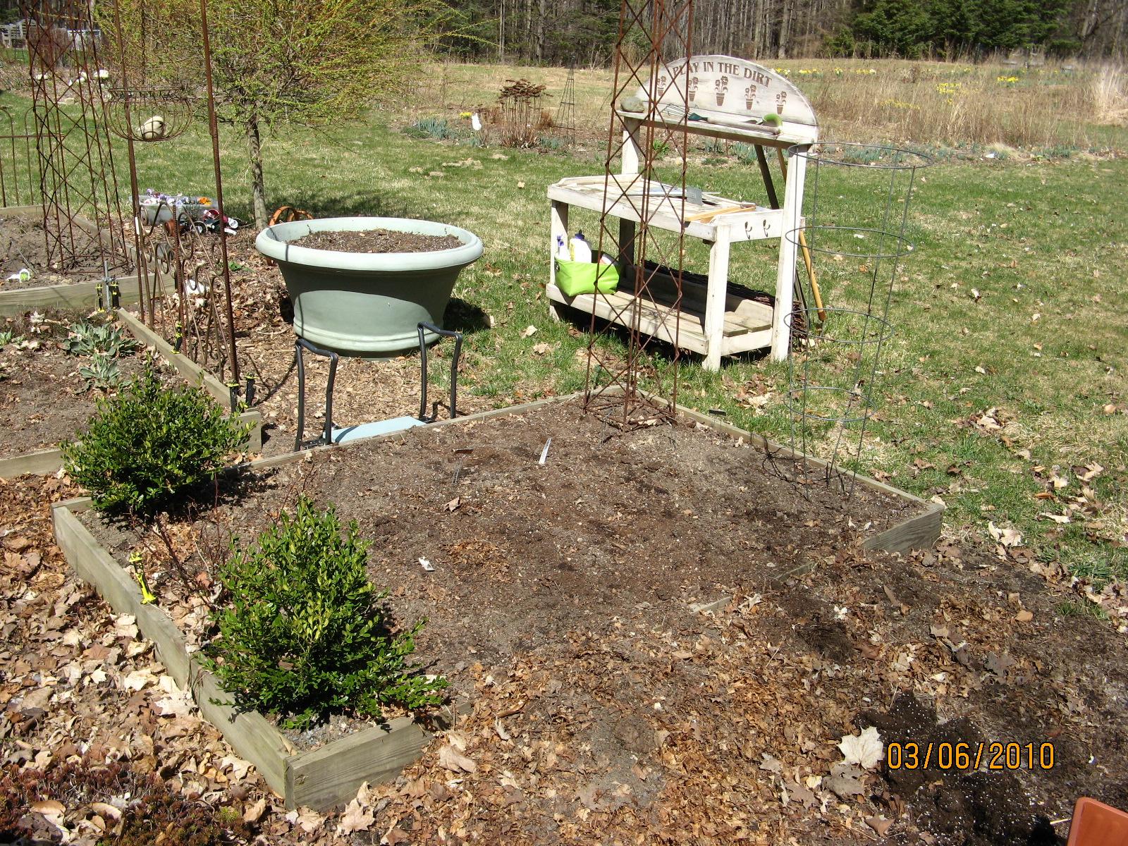 Soil care | Nancy\'s Garden Blog